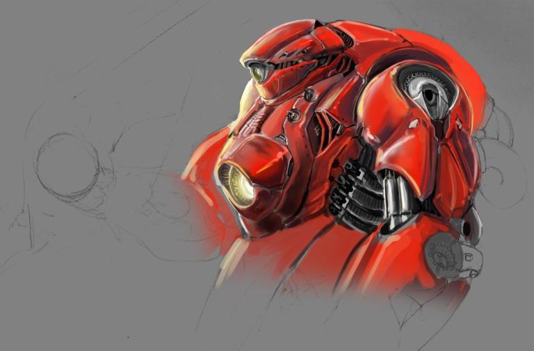Robot Speedy